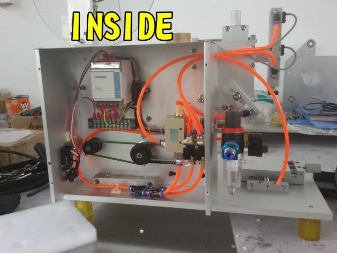 बाटलीच्या लेबलिंगसाठी एसयूएस 304 स्टेनलेस स्टील इकॉनॉमी डबल साइड स्टिकर लेबलिंग मशीन