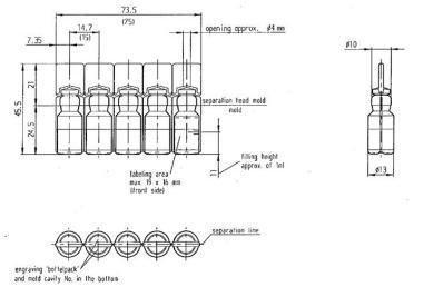 60-200 पीसी / मिनिट हाय स्पीड शीशी लेबलिंग मशीन / 10 एमएल लहान बाटली लेबलिंग मशीन