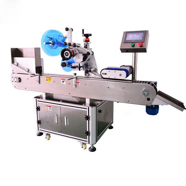 ई लिक्विड बाटलीसाठी स्वयंचलित बाटली लेबलर मशीन उच्च मानक