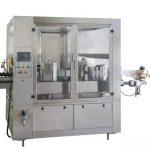 उच्च उत्पादन वाइन / बीयर बाटली लेबलिंग मशीन, गोल बाटली लेबलर