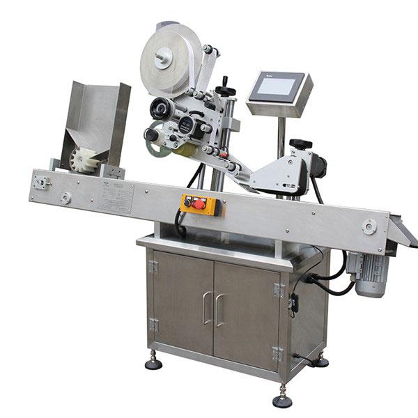 पीएलसी टच स्क्रीन कंट्रोल लेबल अॅप्लिकेटर मशीन