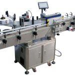सेल्फ hesडझिव्ह स्टीकर राउंड बॉटल स्वयंचलित लेबलिंग मशीन 220v