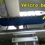 चिकट नेल पॉलिश लेबल atorप्लिकेटर मशीन