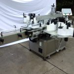 सेल्फ hesडसिव्ह स्टिकरसाठी सानुकूलित स्वयंचलित लेबलिंग उपकरणे