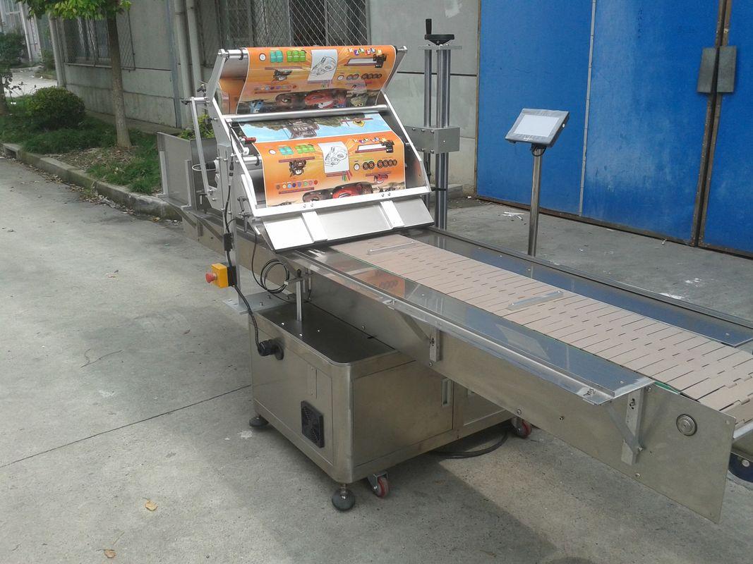 पेजिंग मशीनसह टेबल टॉप सेल्फ Adडसिव्ह स्टीकर फ्लॅट सरफेस लेबल Applicप्लिकॅटर
