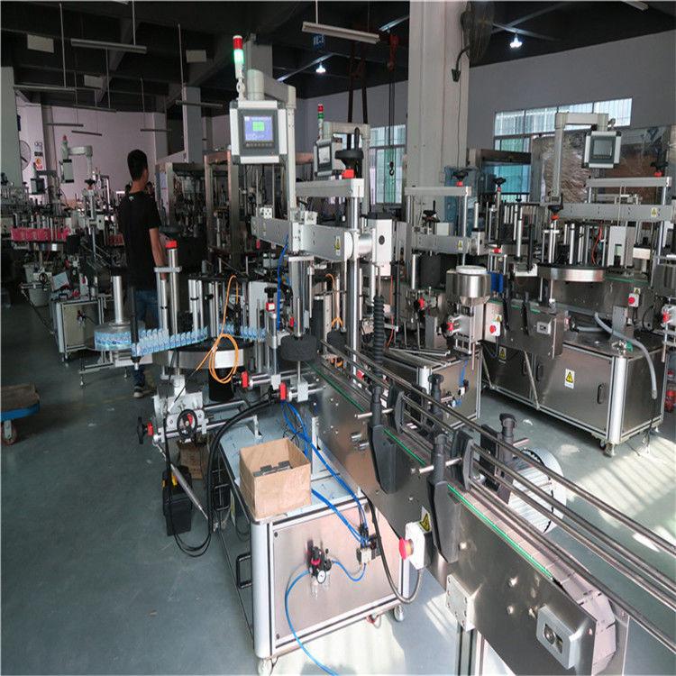 प्लास्टिकची बाटली लेबलिंग मशीन, खनिज पाण्याची बाटली लेबलिंग मशीन पिणे