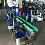 पेय / खाद्य / केमिकलसाठी 1500W पॉवर गोल बाटली लेबलिंग मशीन