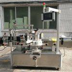 सीई स्वयंचलित स्टिकर लेबलिंग मशीन / प्रेशर सेन्सेटिव्ह लेबलिंग मशीन