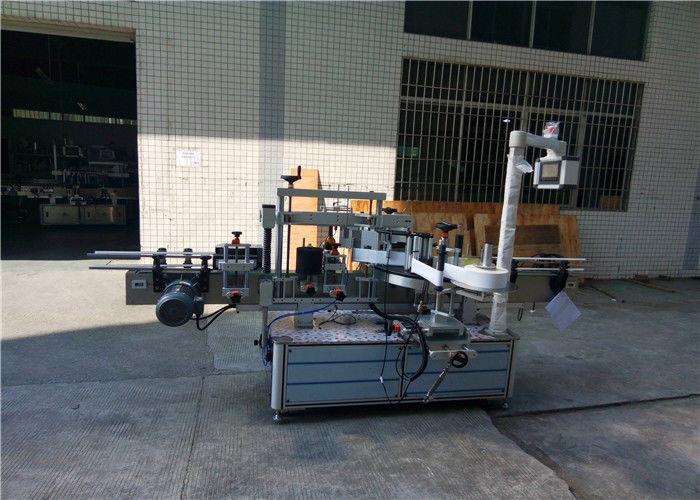 चीन पूर्ण स्वयंचलित स्क्वेअर बाटली लेबलिंग मशीनरी 4000-8000 बी / एच क्षमता पुरवठादार