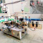 शैम्पू आणि डिटर्जंट्ससाठी स्वयंचलित सेल्फ hesडझिव्ह लेबलिंग मशीन