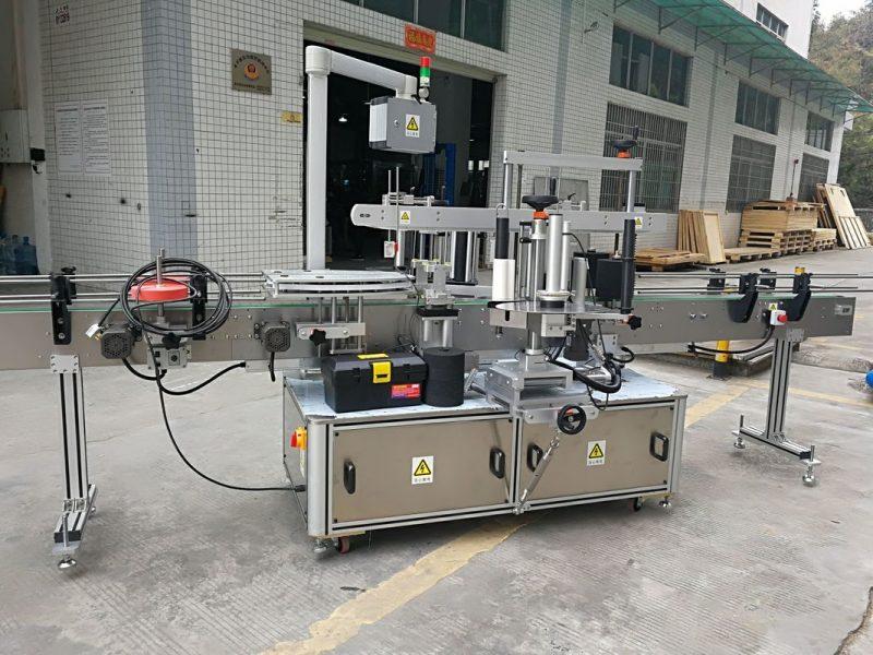चीन पूर्ण स्वयंचलित कार्टन कॉर्नर सीलिंग स्टिकर लेबलिंग मशीन 220 व्ही 50 हर्ट्ज 1200W पुरवठादार